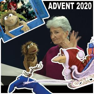 Märchenhafter Advent 2020. Weihnachtliches Video