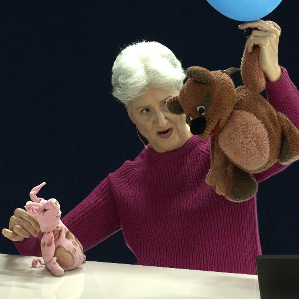 Ellen und das Ferkel erzählen von Winnie Pu und seiner vergeblichen Honigsuche